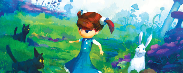 Alice's Mom's Rescue is coming for Sega Dreamcast