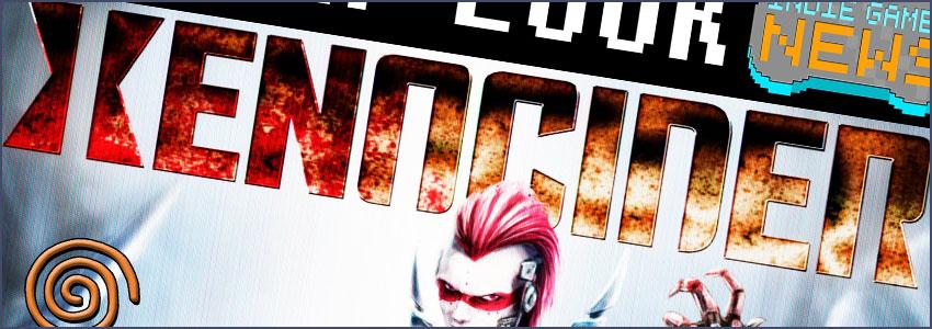 Xenocider kickstarter gameplay videos